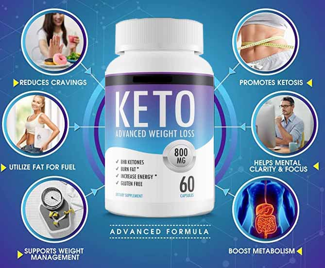 how keto pills work
